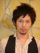 カジュアルパーマ|Hair Frais Make Machidaのメンズヘアスタイル