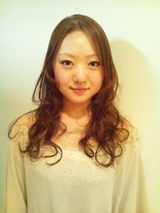 シフォンウェーブ|Hair Frais Make Machidaのヘアスタイル