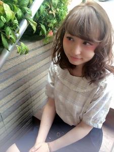 透明感☆外国人風アッシュグレージュ|Hair Frais Make Machidaのヘアスタイル