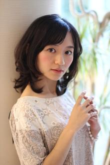 フェミニン☆ネオウルフ|arms hairのヘアスタイル