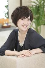 クラシカルショート arms hair 鈴木 恵のヘアスタイル