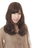 ゆるふわセミディ|arms hairのヘアスタイル