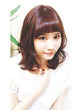 ゆるがみパーマ|arms hairのヘアスタイル