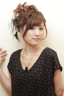 マニッシュガーリーSET★|arms hairのヘアスタイル