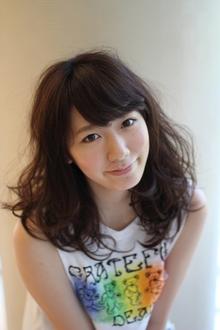 エアリーストリートガール☆|arms hairのヘアスタイル