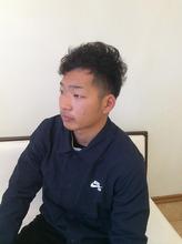 楽チン|髪工房 Ishigayaのメンズヘアスタイル