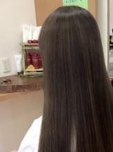 トーンダウンで透明感|髪工房 Ishigayaのヘアスタイル