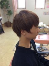 ユニセックスボブ|髪工房 Ishigayaのメンズヘアスタイル