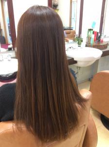 パサついた髪を復活させます!|髪工房 Ishigayaのヘアスタイル