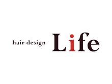 hair design Life  | ヘアーデザインライフ  のロゴ