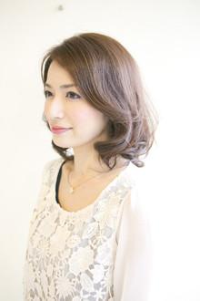 ミセスパーマボブ|havanaのヘアスタイル