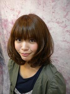 スウィートセミディー|Rize Hairのヘアスタイル