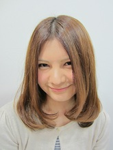 Crystal BOB|Rize Hairのヘアスタイル