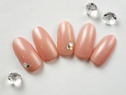 シンプルネイル|nail salon Jewelのネイル