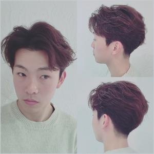 Men's style|EINN 祖師谷大蔵のヘアスタイル