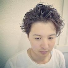 Summer wave style|EINN 祖師谷大蔵のメンズヘアスタイル