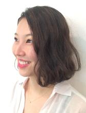 BOB|EINN 祖師谷大蔵のヘアスタイル