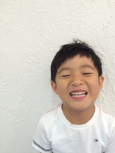 kidsツーブロック|EINN 祖師谷大蔵のキッズヘアスタイル