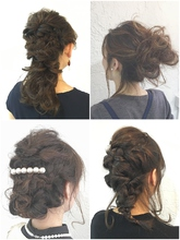 Hair Arrangement!!!!! EINN 祖師谷大蔵 ユ キのヘアスタイル