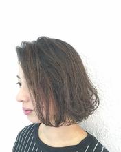 bob×dark3Dcolor!!! EINN 祖師谷大蔵 ユ キのヘアスタイル
