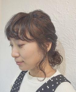 Perm×Dark 3Dcolor|EINN 祖師谷大蔵のヘアスタイル