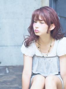 ☆COCO☆マルサラローズ|美容室COCO design 清澄白河店のヘアスタイル