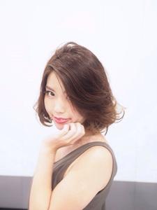 ☆COCO☆ルーディボブ|美容室COCO design 清澄白河店のヘアスタイル