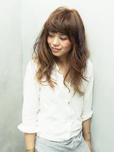 ☆COCO☆ニュアンスロング|美容室COCO design 清澄白河店のヘアスタイル