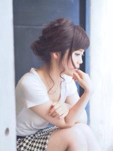 ☆COCO☆簡単アレンジ2|美容室COCO design 清澄白河店のヘアスタイル