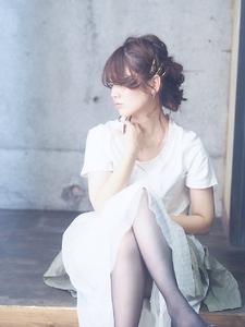 ☆COCO☆簡単アレンジ5|美容室COCO design 清澄白河店のヘアスタイル