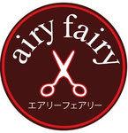 airy fairy -Eyelash-  | エアリーフェアリー -アイラッシュ-  のロゴ