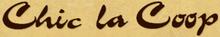 Chic la Coop  | シック ラ クープ  のロゴ