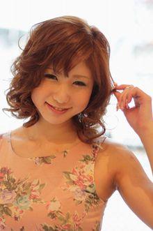 ミディアム|MiCOL 錦糸町のヘアスタイル