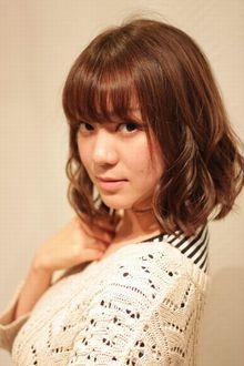 リアルパーマスタイル|MiCOL 錦糸町のヘアスタイル
