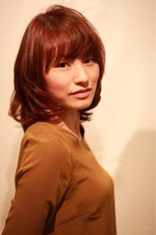 モーヴピンク|MiCOL 錦糸町のヘアスタイル