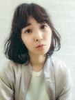 ☆黒髪×シンプルボブ☆