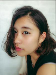 ☆リラックスパーマ×ワンレンボブ☆|hair design cheerfulのヘアスタイル
