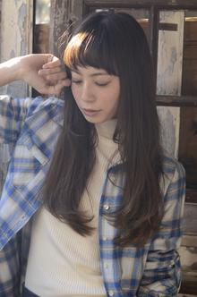 やりすぎ感のないナチュラルロング☆|hair design cheerfulのヘアスタイル