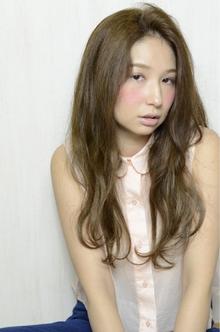 ラフ&クールの大人ロング!|hair design cheerfulのヘアスタイル