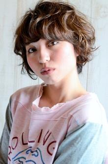 朝 楽ショート!|hair design cheerfulのヘアスタイル