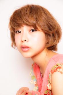 ☆つやつや愛されショートボブ☆|hair design cheerfulのヘアスタイル