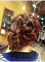 エアリーアップスタイル|MELLOWのヘアスタイル