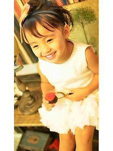 子供アレンジ|SOLEIL  新宿御苑前店のヘアスタイル
