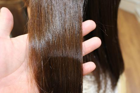 髪質改善×ハーブマジックPensiero