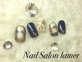 冬のおすすめ定額ネイル♪|Nail Salon lamerのネイル