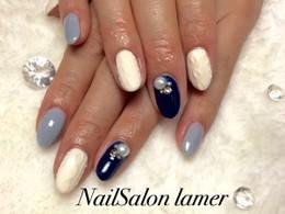 冬のオススメ定額ネイル♪|Nail Salon lamerのネイル