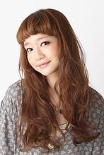 ショコラブラウン Mimi Branche ☆ HARUYAのヘアスタイル
