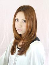 コテ巻き風パーマ|Mimi Brancheのヘアスタイル