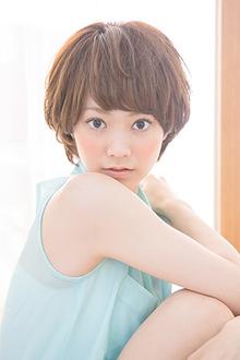 マッシュショート☆|Mimi Brancheのヘアスタイル
