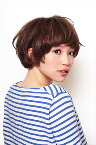マッシュボブ☆|Mimi Brancheのヘアスタイル